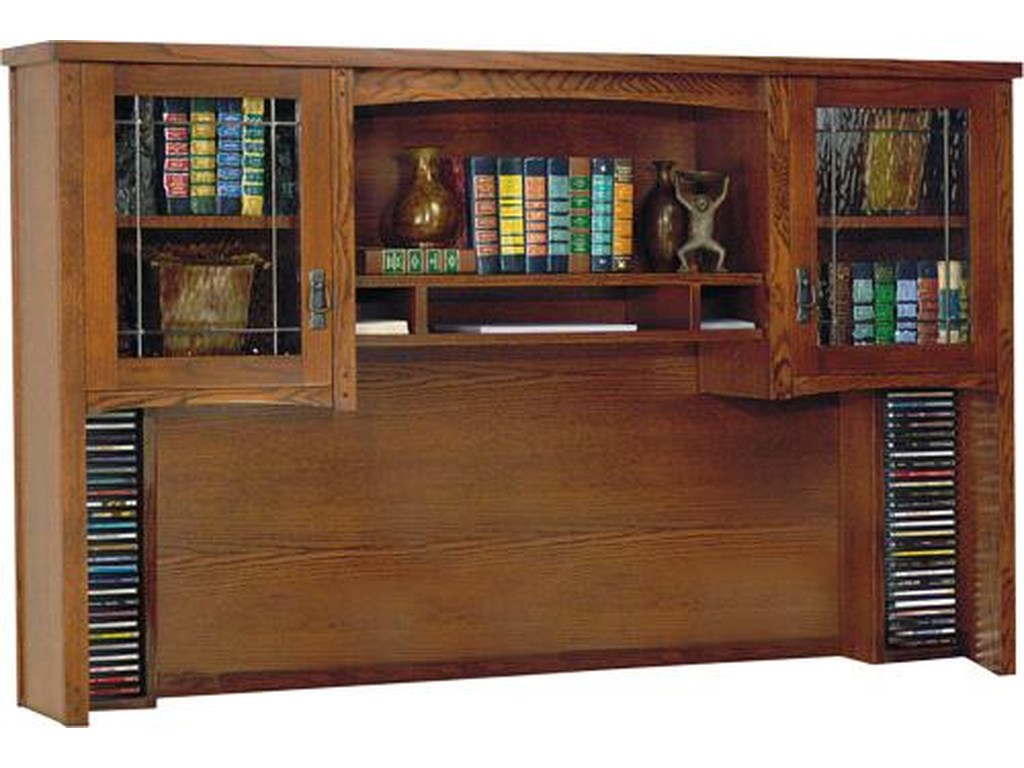 kathy ireland Home by Martin California BungalowDeluxe Hutch Top