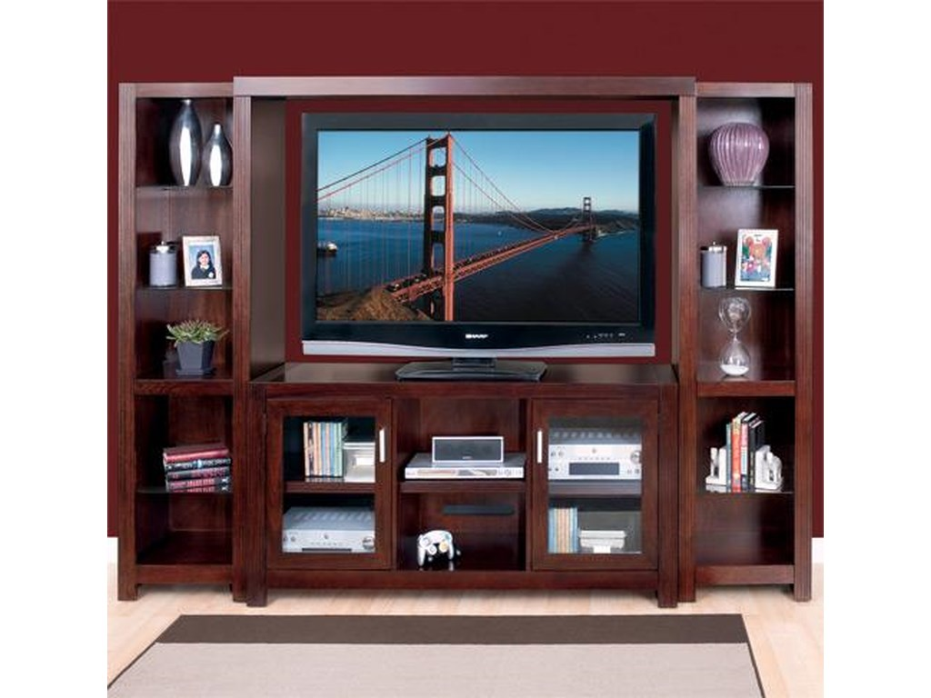 kathy ireland Home by Martin CarltonWall Unit