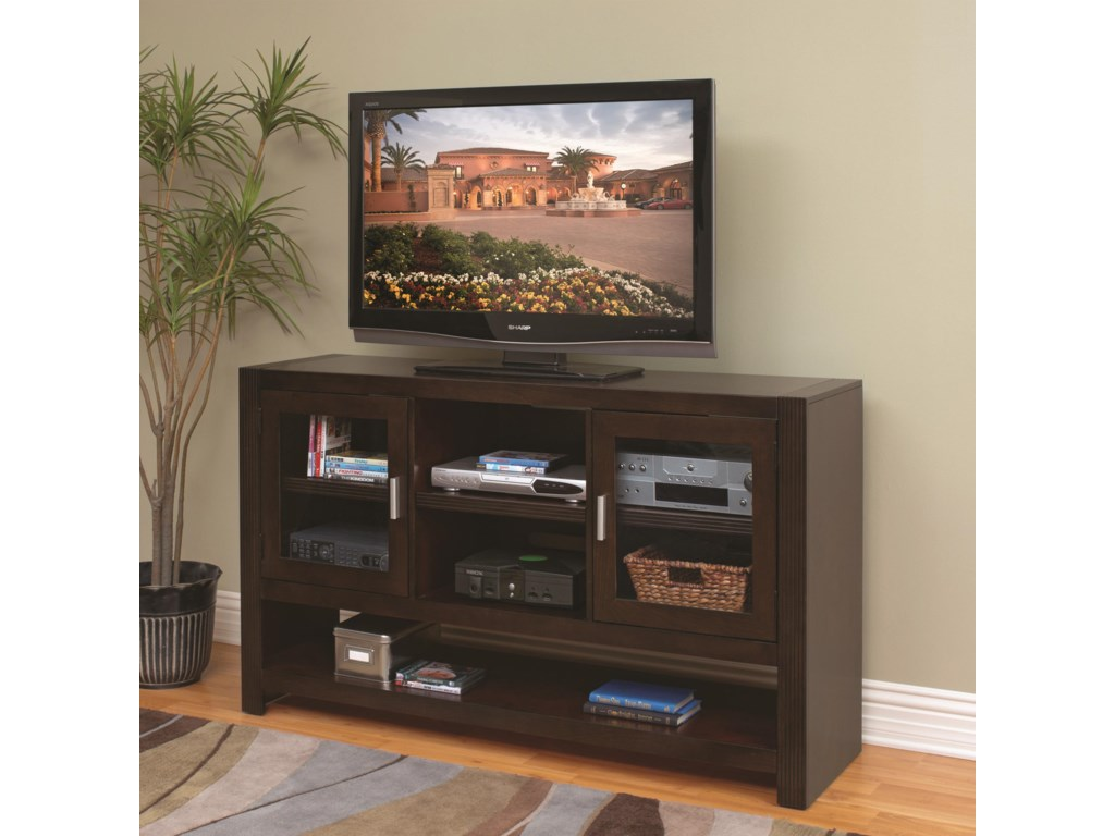 kathy ireland Home by Martin Carlton36-Inch Tall TV Console