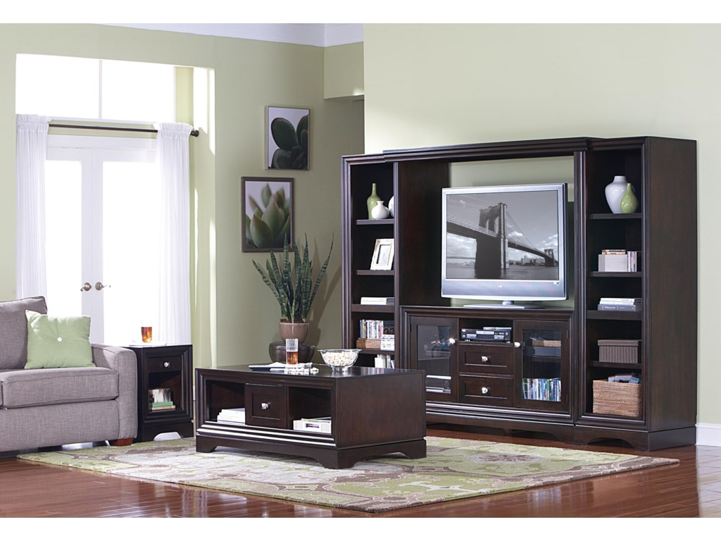kathy ireland Home by Martin EmpireWall Unit