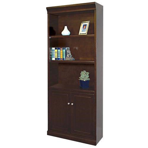 kathy ireland Home by Martin Fulton KIH Bookcase with Lower Doors