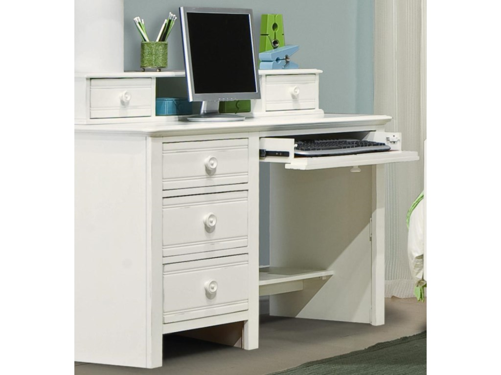Vaughan Furniture Cottage GroveDesk with Hutch