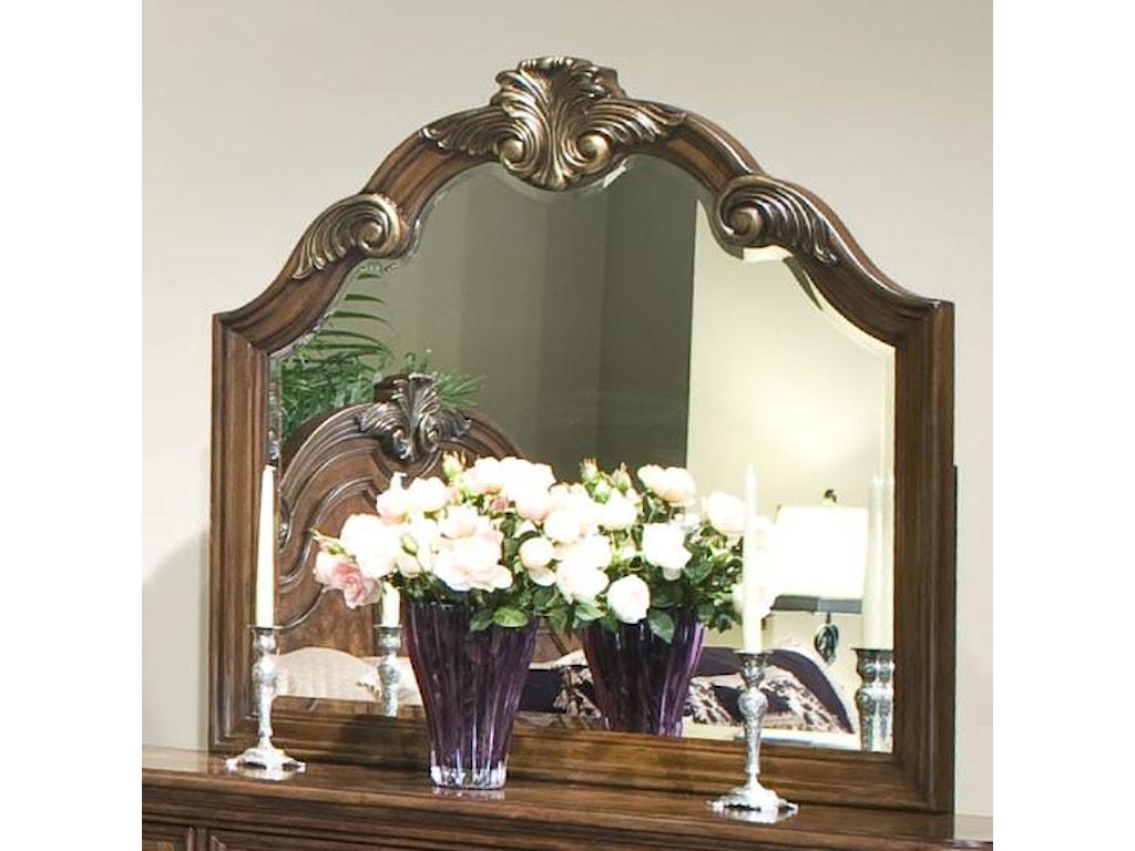 Vaughan Furniture Romantic DreamsDresser and Mirror