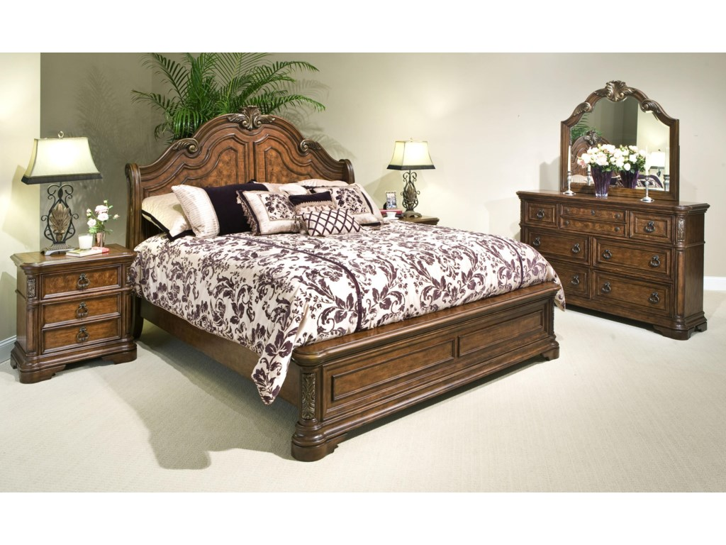 Vaughan Furniture Romantic DreamsDresser