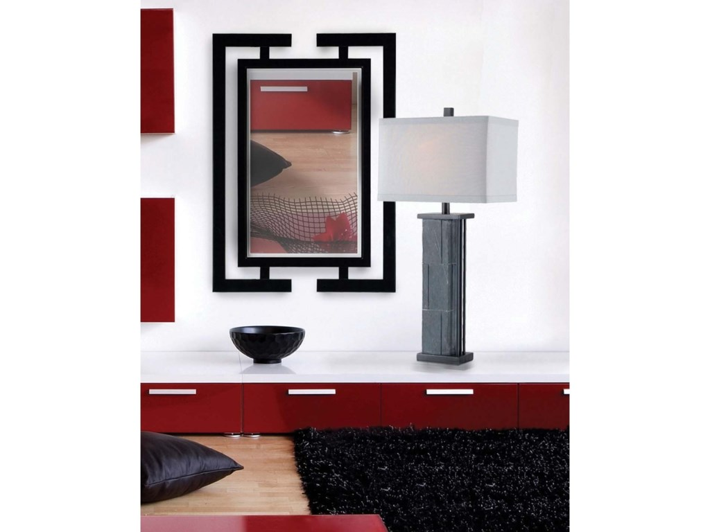 Kenroy Home AccentsShinto Wall Mirror