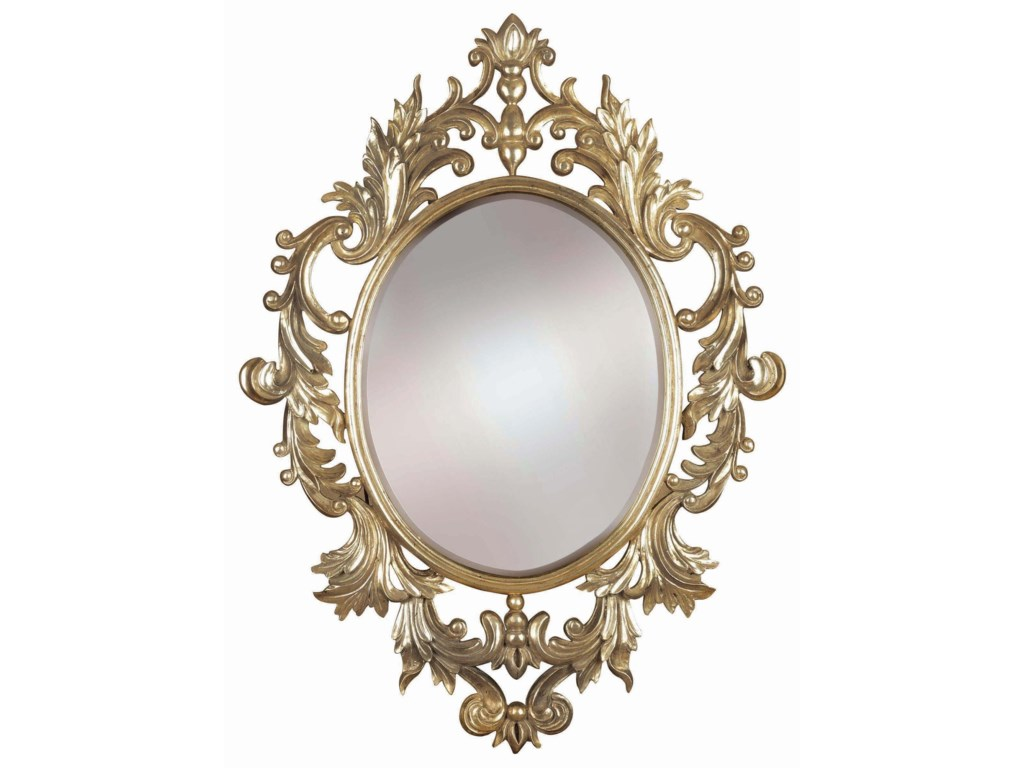 Kenroy Home AccentsLouis Wall Mirror