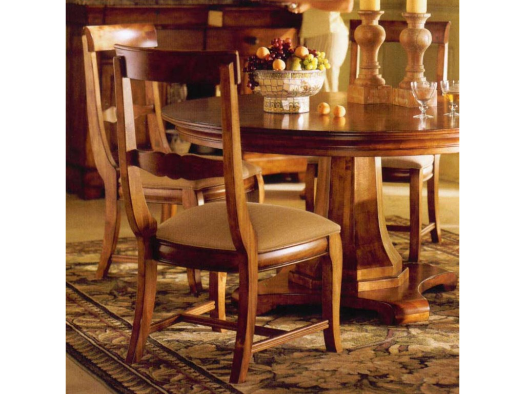 Morris Home Furnishings TuscanoSide Chair