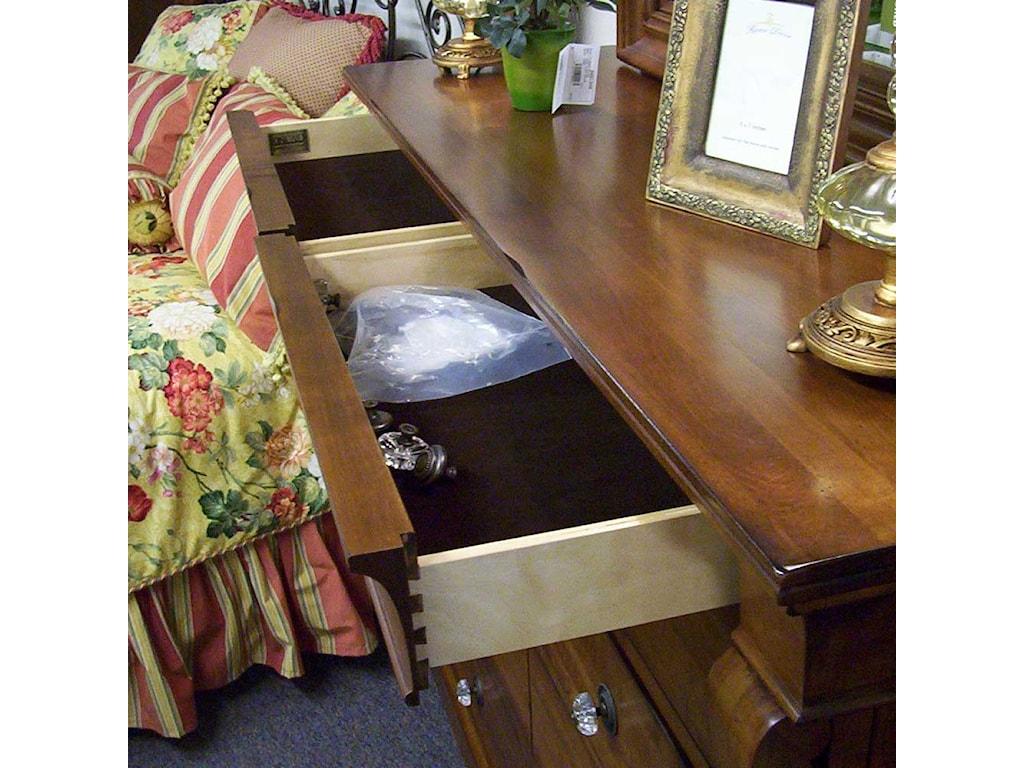 Kincaid Furniture TuscanoMagna Chest & Mirror
