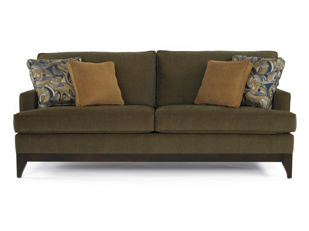 Kincaid Furniture AlstonStationary Sofa