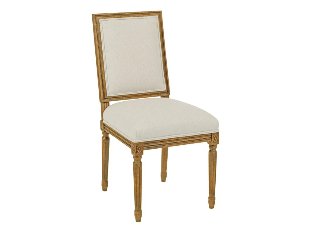 Kincaid Furniture Artisans Shoppe AccentsFrench Side Chair