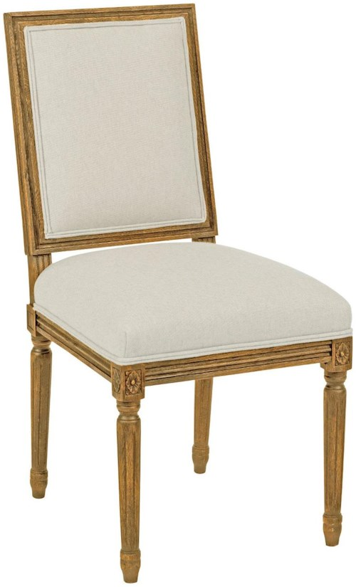Kincaid furniture artisans shoppe accents 90 2414r french for Furniture 0 percent financing