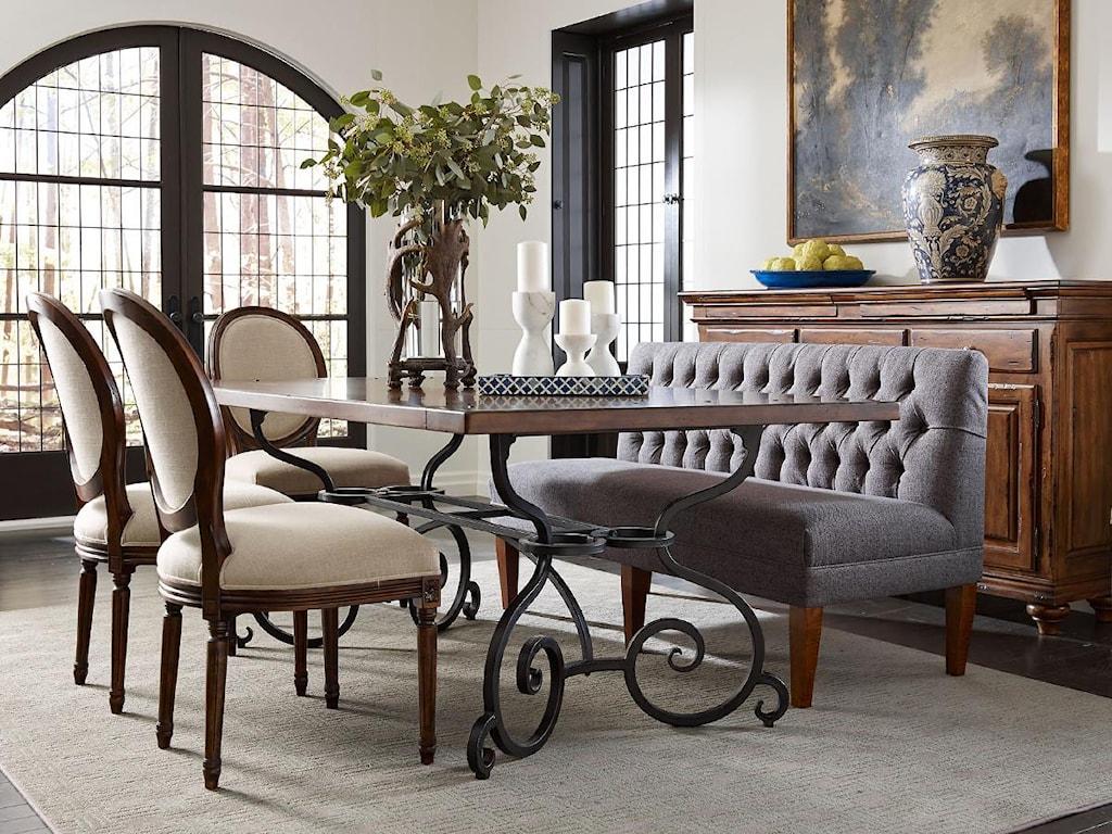 Kincaid Furniture Artisan's Shoppe Dining58