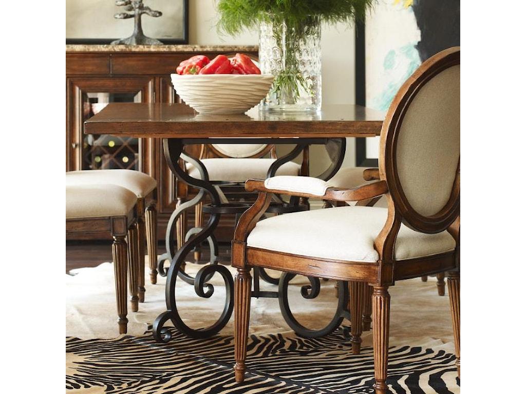Kincaid Furniture Artisan's Shoppe Dining72