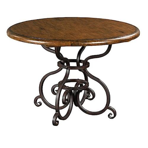 Kincaid Furniture Artisan's Shoppe Dining Traditional 44