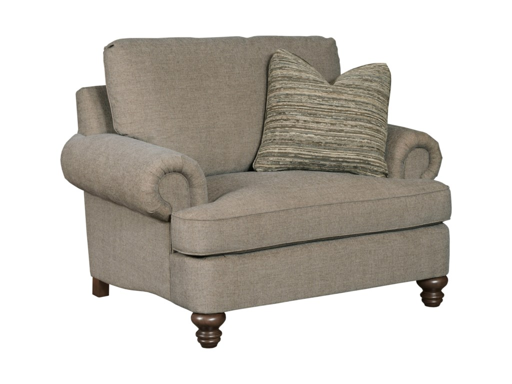 Kincaid Furniture AveryChair and 1/2
