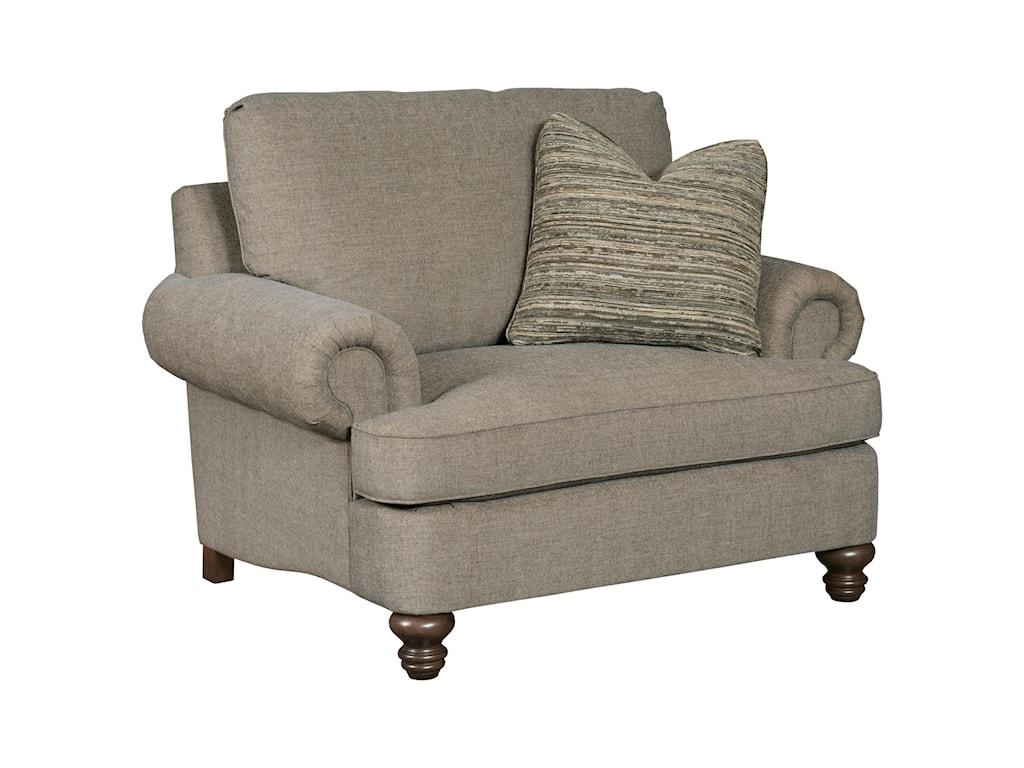 Kincaid Furniture AveryChair and 1/2