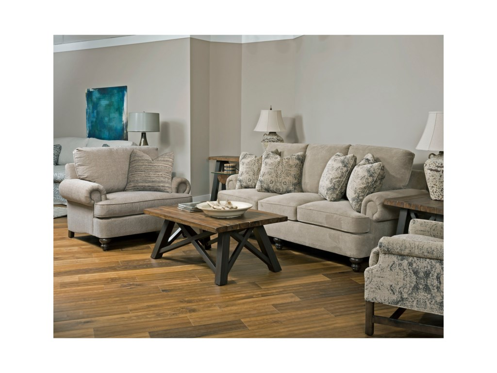 Kincaid Furniture AveryLiving Room Group