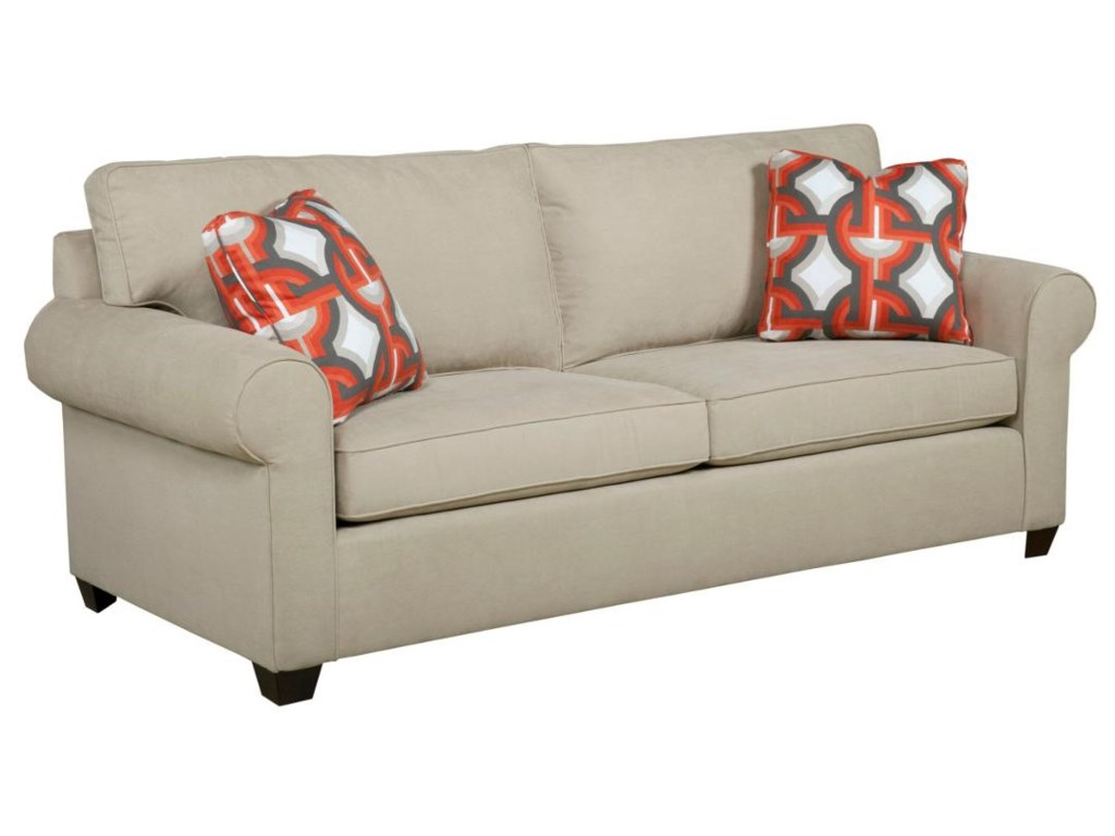Kincaid Furniture BrannonStationary Sofa