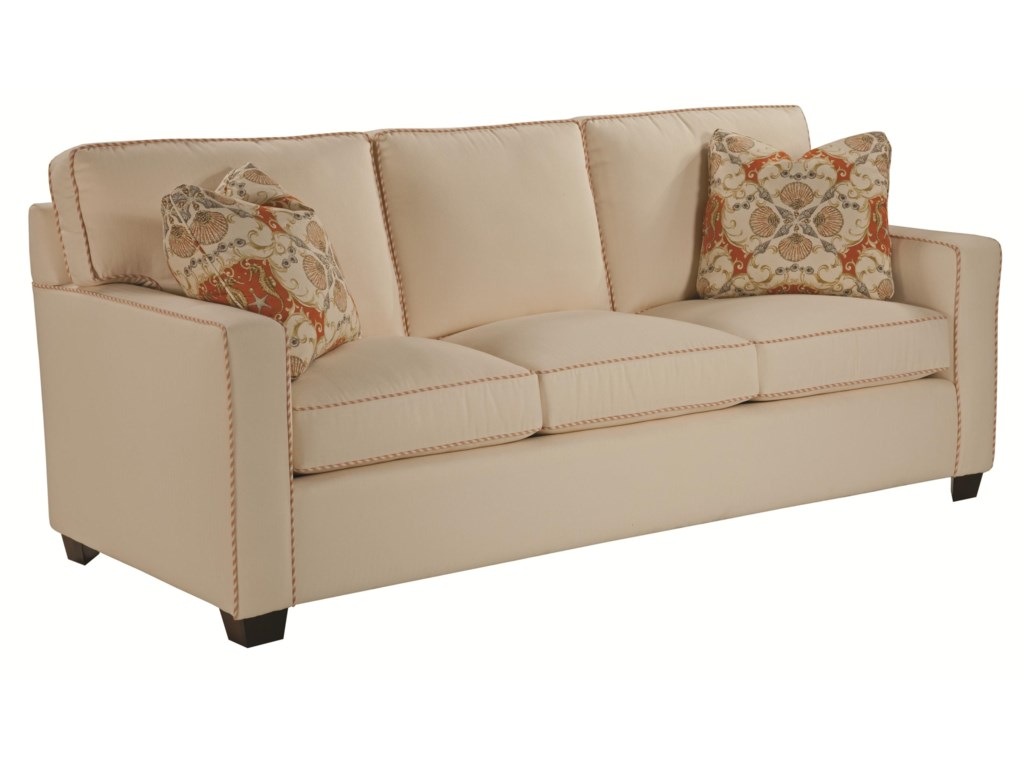 Kincaid Furniture BrookeStationary Sofa