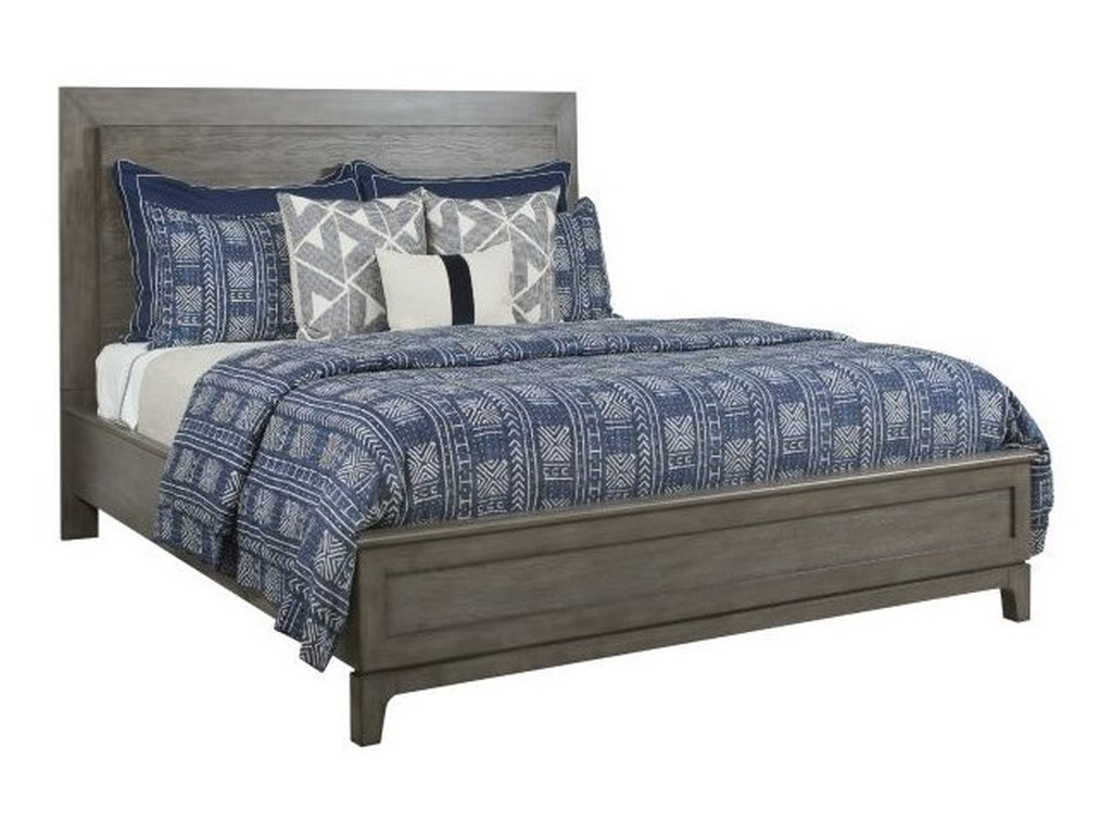 Kincaid Furniture CascadeKline King Panel Bed