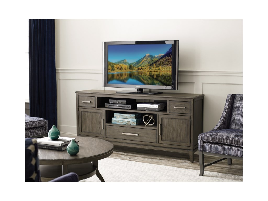 Kincaid Furniture CascadeReagan Entertainment Console