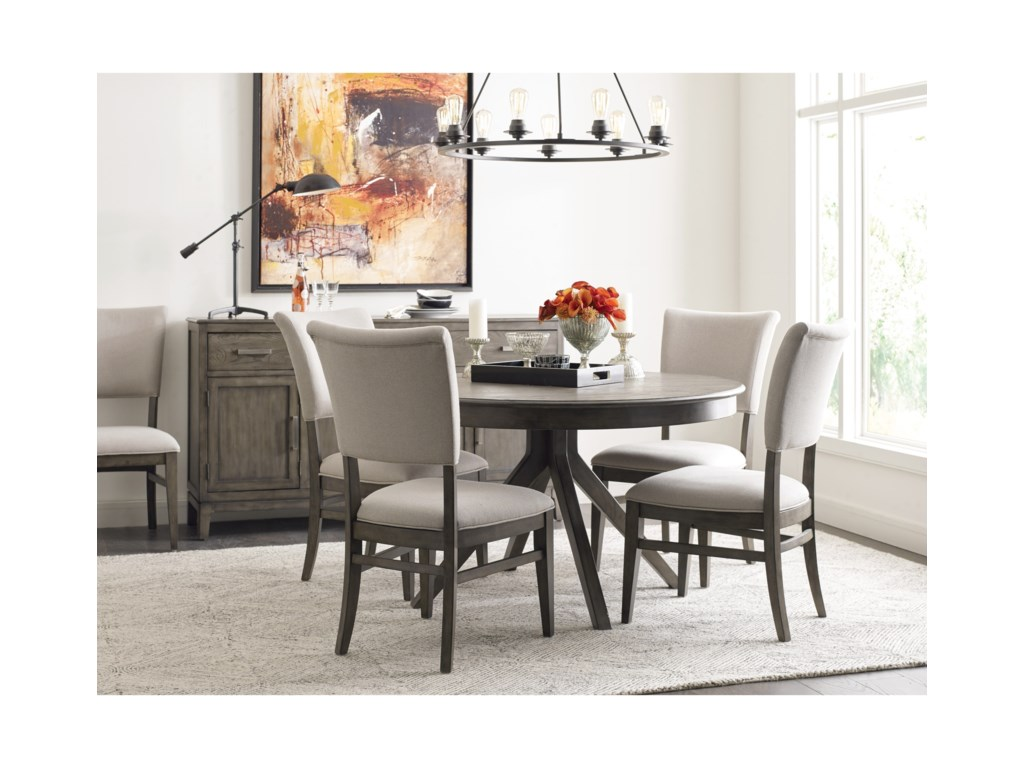 Kincaid Furniture CascadeDining Table Set with 4 Chairs