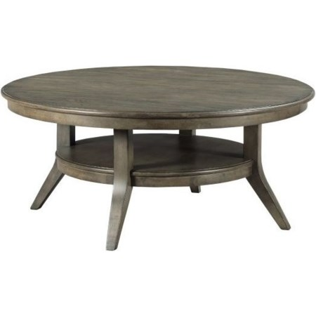 Lamont Round Coffee Table