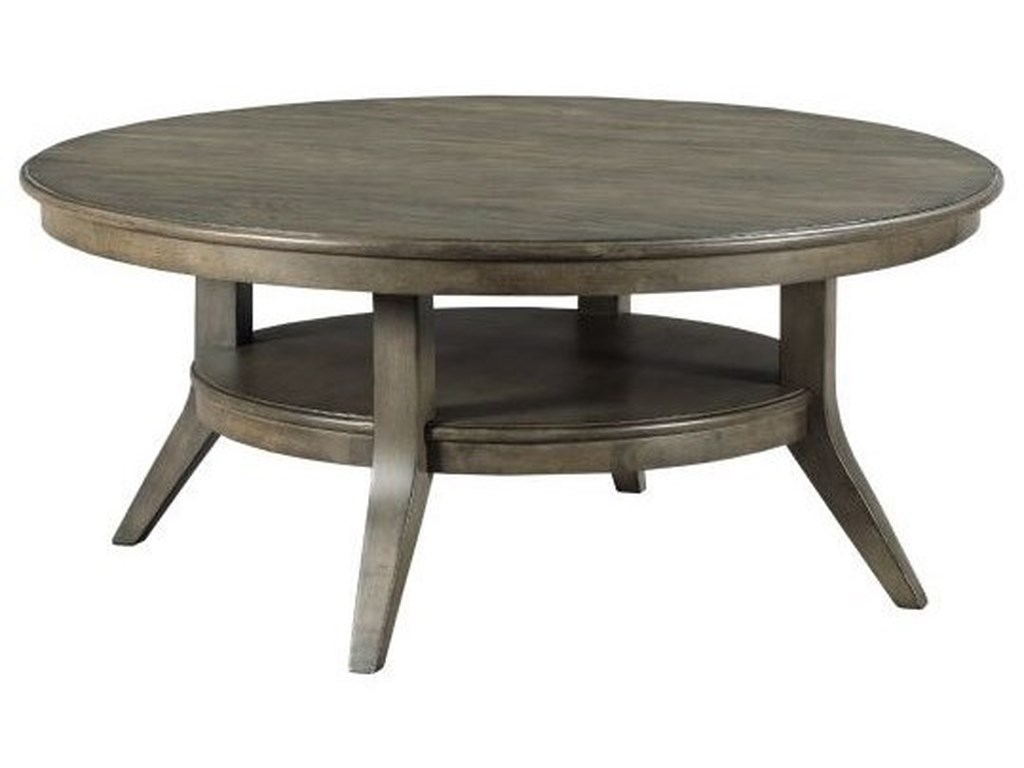 Kincaid Furniture CascadeLamont Round Coffee Table