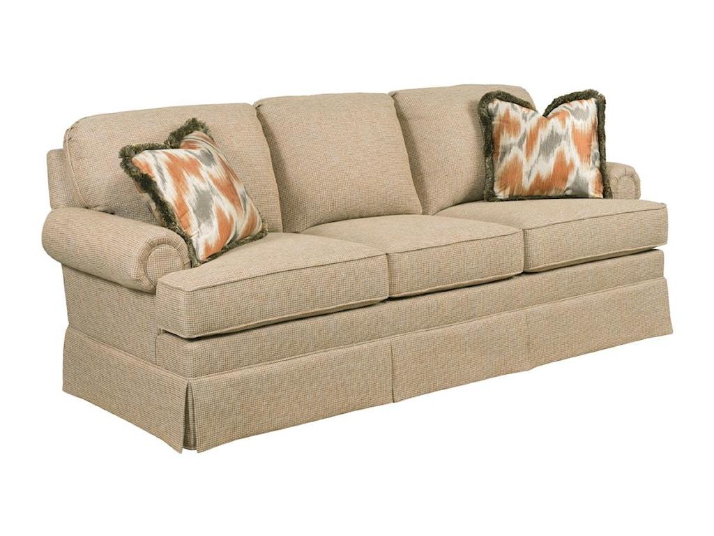 Kincaid Furniture CharlotteStationary Sofa
