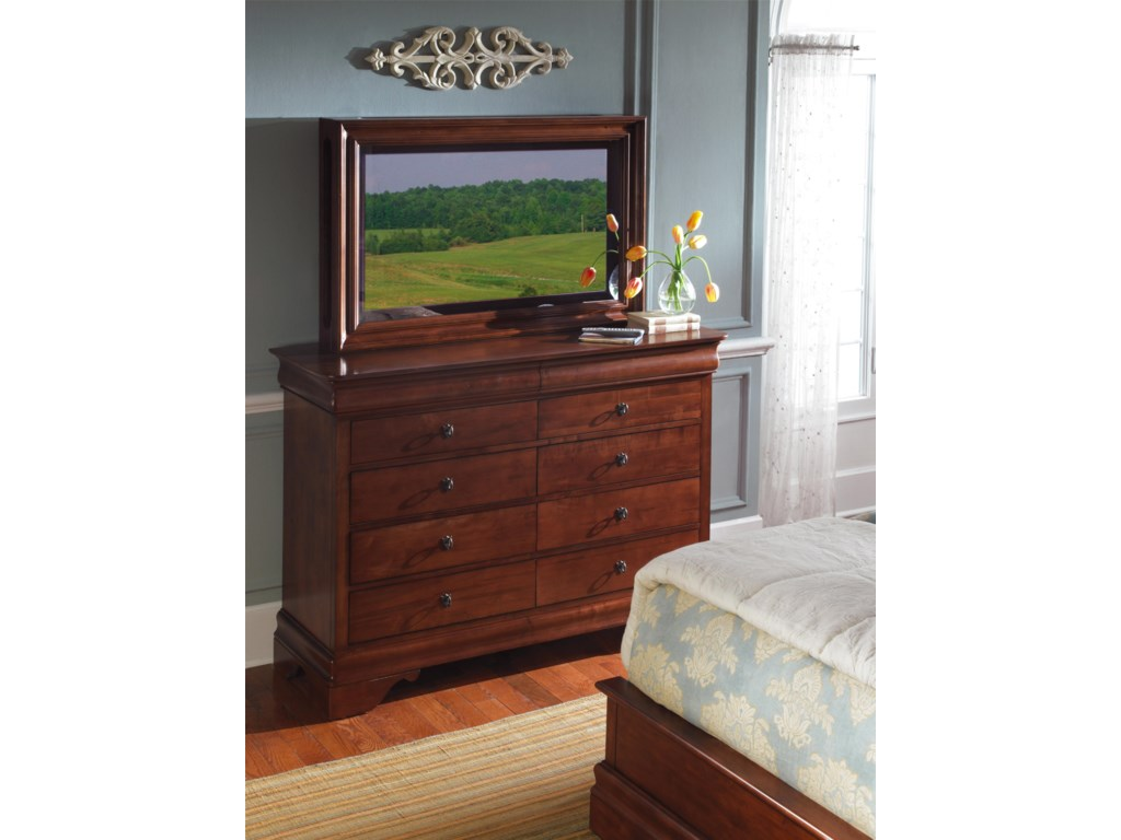 Shown with Double Vision Landscape Mirror