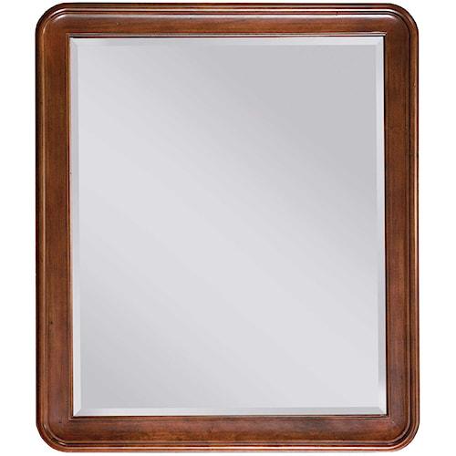Kincaid Furniture Chateau Royale Vertical Mirror