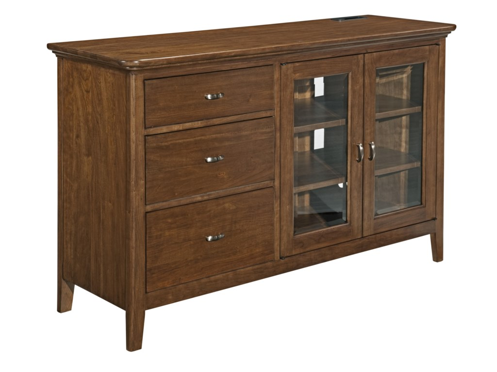 Kincaid Furniture Cherry ParkEntertainment Console