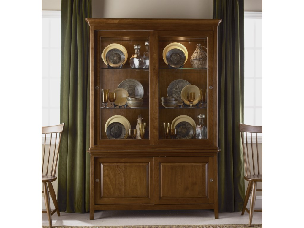 Kincaid Furniture Cherry ParkChina Cabinet