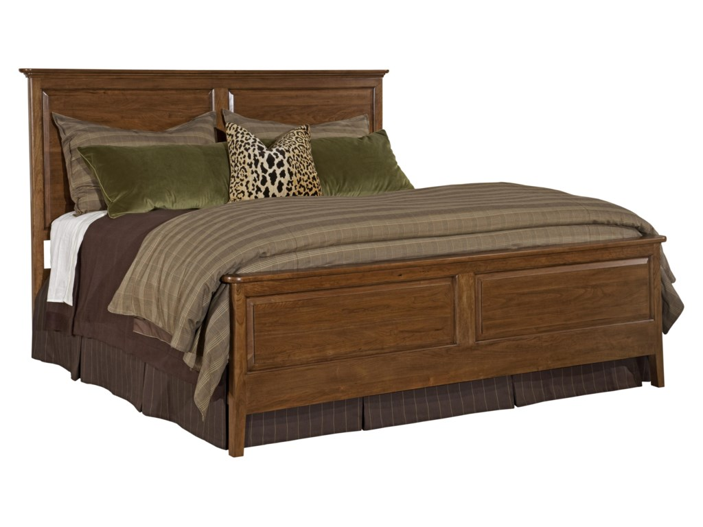 Kincaid Furniture Cherry ParkKing Panel Bed