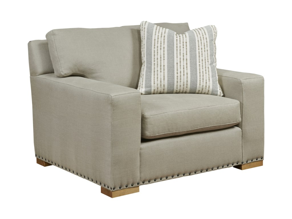 Kincaid Furniture Comfort SelectChair and a Half