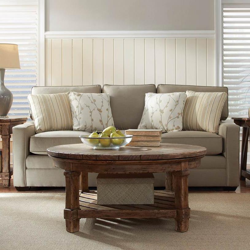 Kincaid Furniture Custom Select Upholstery Custom Select Sofa   Belfort  Furniture   Sofa