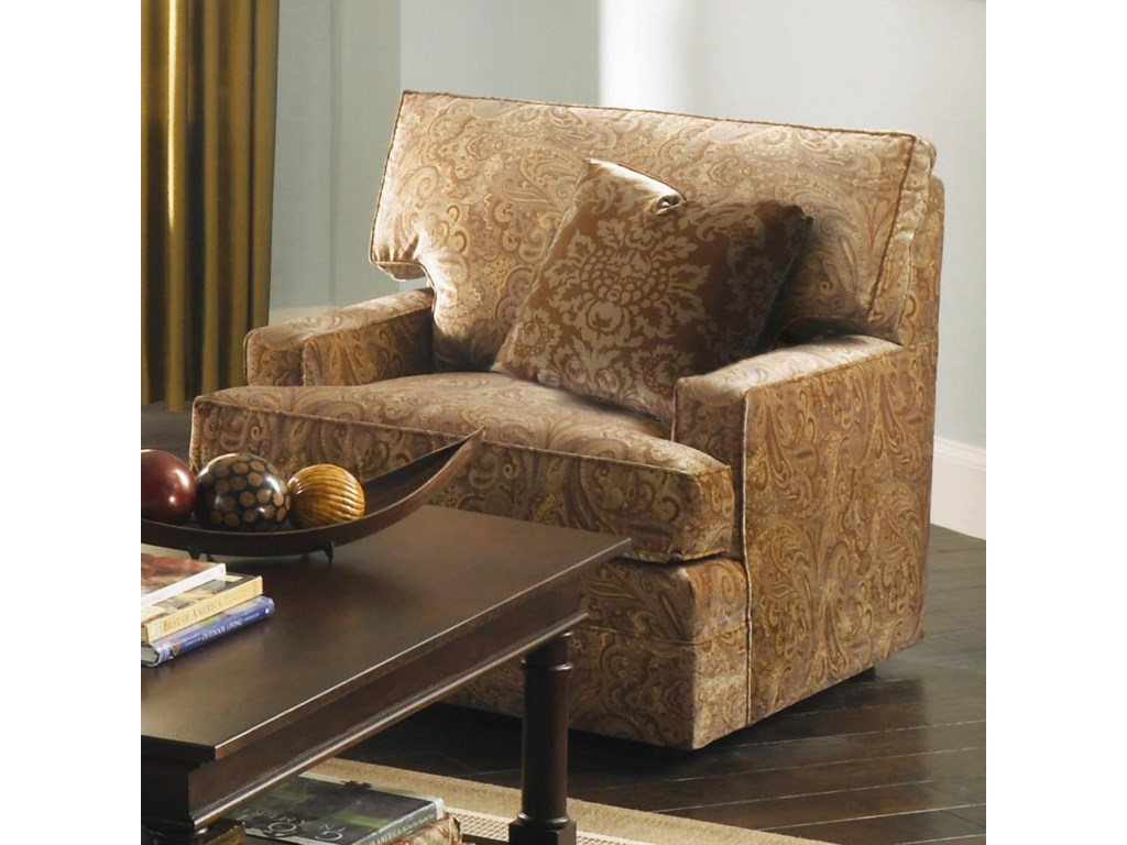 Kincaid Furniture Custom Select UpholsteryCustom Upholstered Chair