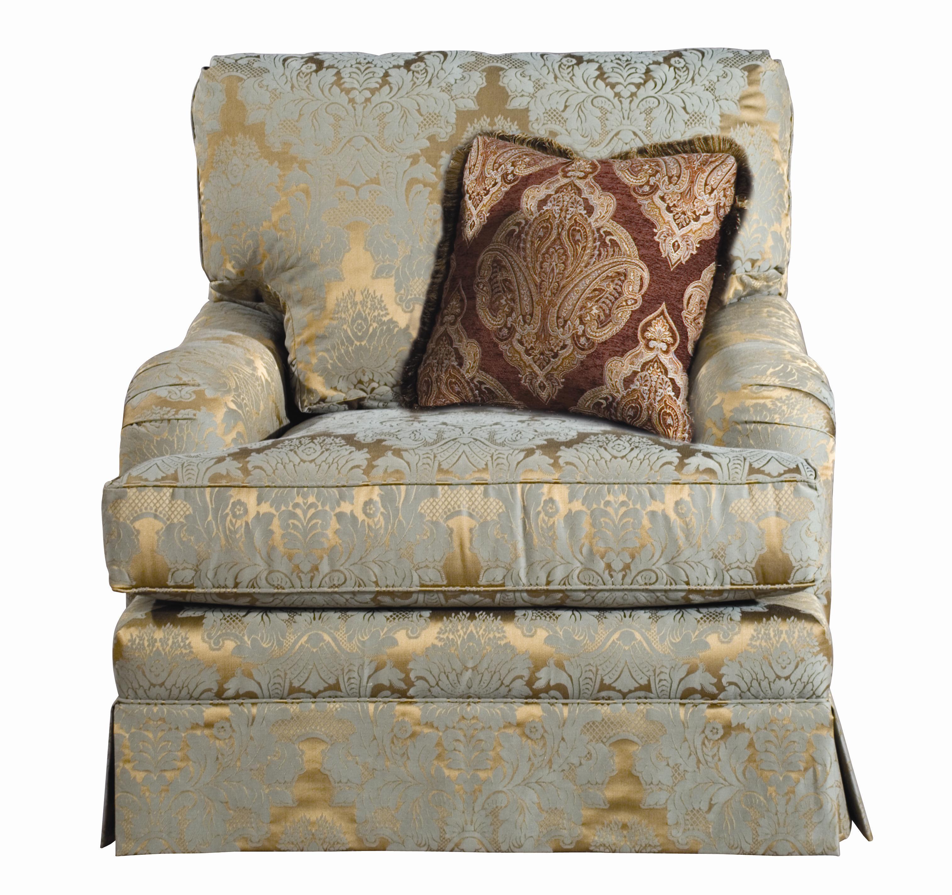Gentil Kincaid Furniture Custom Select UpholsteryCustom Upholstered Chair ...