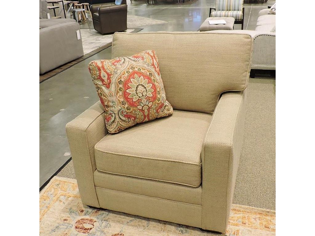 Kincaid furniture custom select upholsterychair