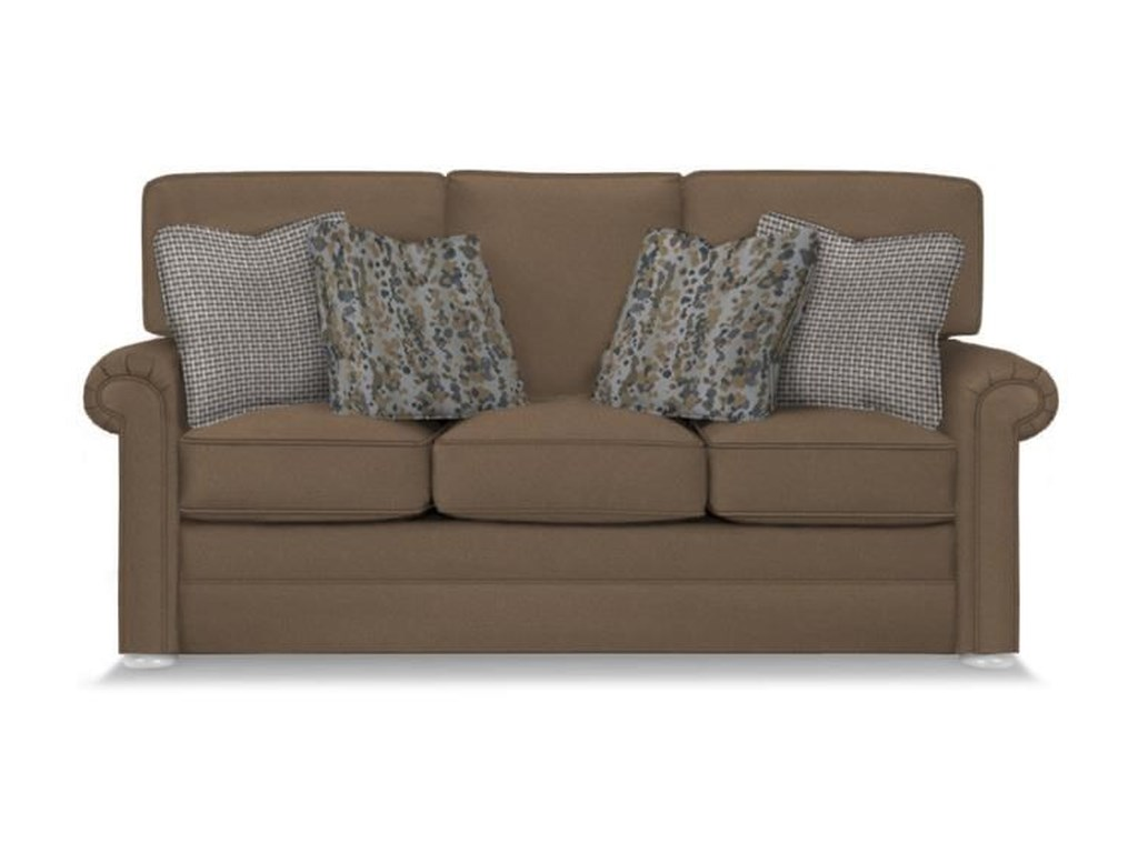 Custom Select Upholstery Custom 3-Seater Sofa by Kincaid Furniture at  Becker Furniture World