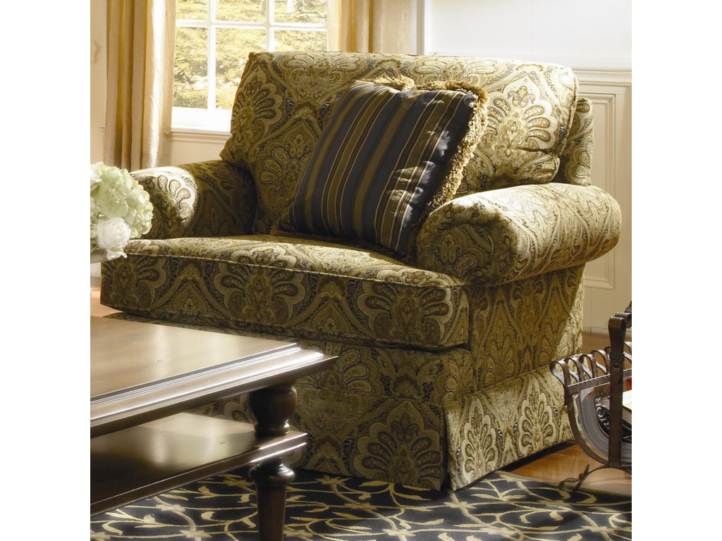 Kincaid Furniture Custom Select UpholsteryCustom Upholstered Chair