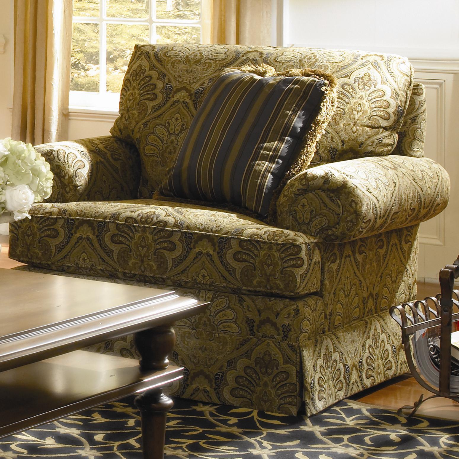 Bon Kincaid Furniture Custom Select UpholsteryCustom Upholstered Chair ...