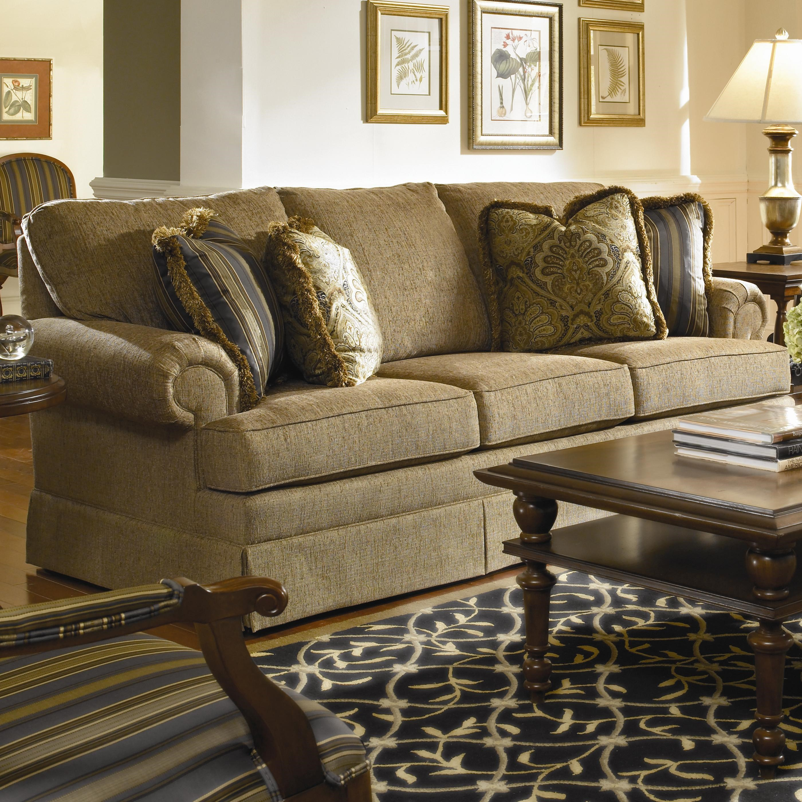 Merveilleux Kincaid Furniture Custom Select UpholsteryCustom 3 Seat Sofa ...