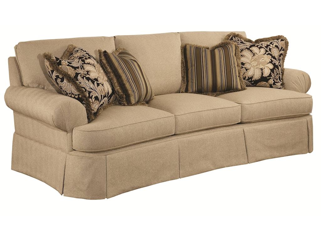 Kincaid Furniture DanburyConversation Sofa