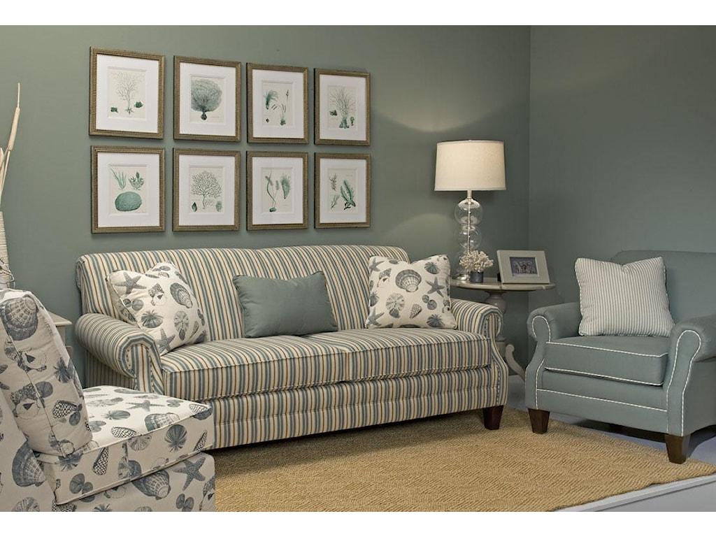 Kincaid Furniture DestinStationary Sofa