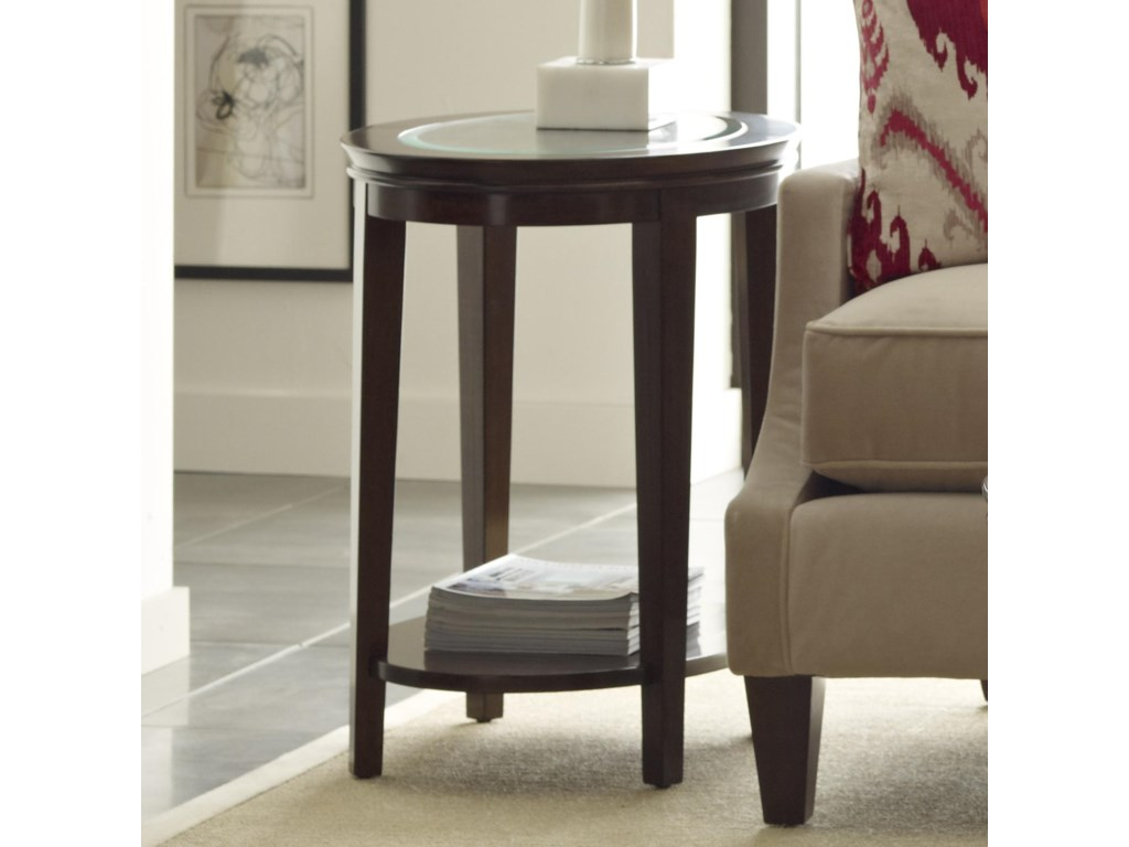 Kincaid Furniture EliseOval End Table