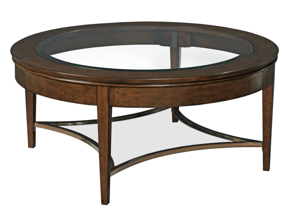 Kincaid Furniture EliseAura Cocktail Table