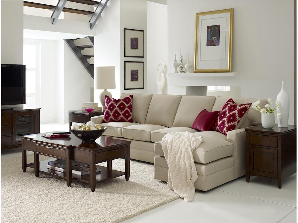Kincaid Furniture EliseElise Chairside Chest
