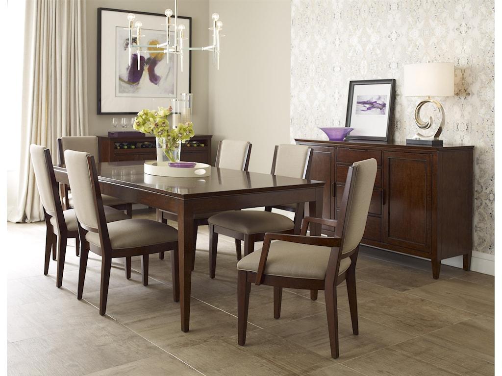 Kincaid Furniture EliseElise Leg Table