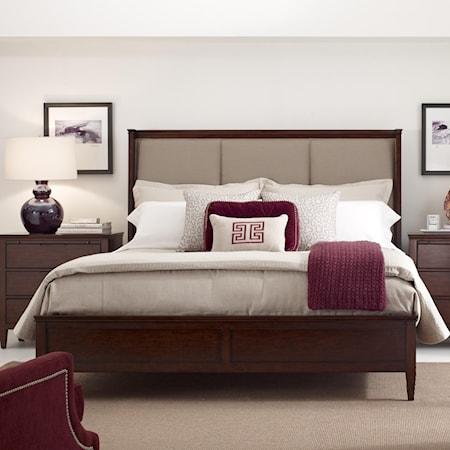 Spectrum King Bed
